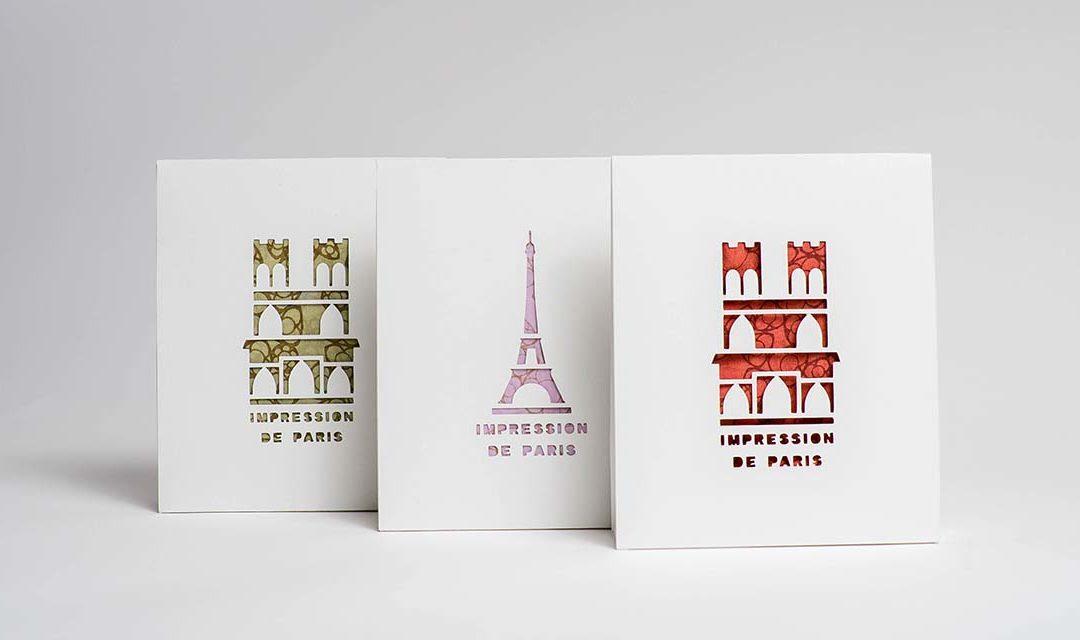 IMPRESSION DE PARIS, Le souvenir d'une journée parisienne